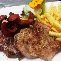 Preussla-Steak